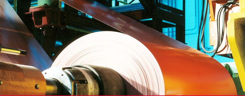 Color Coating Lines – STEELAA SOLUTIONS